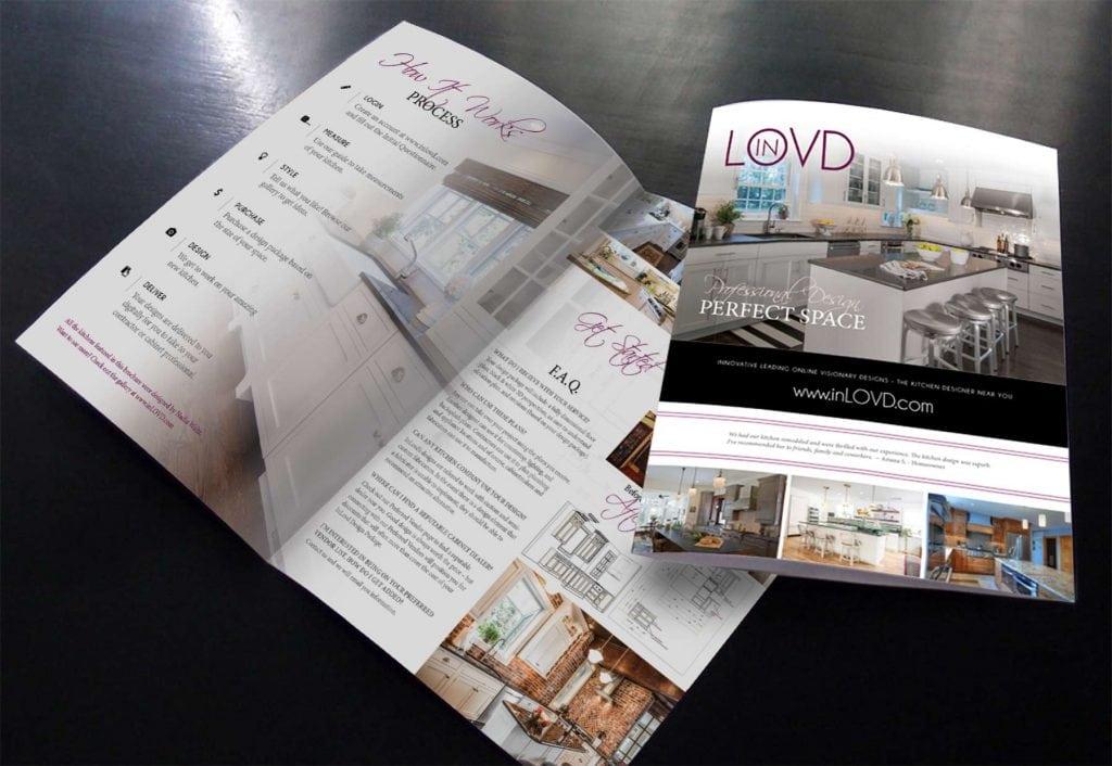 Print Design - Brochure Design