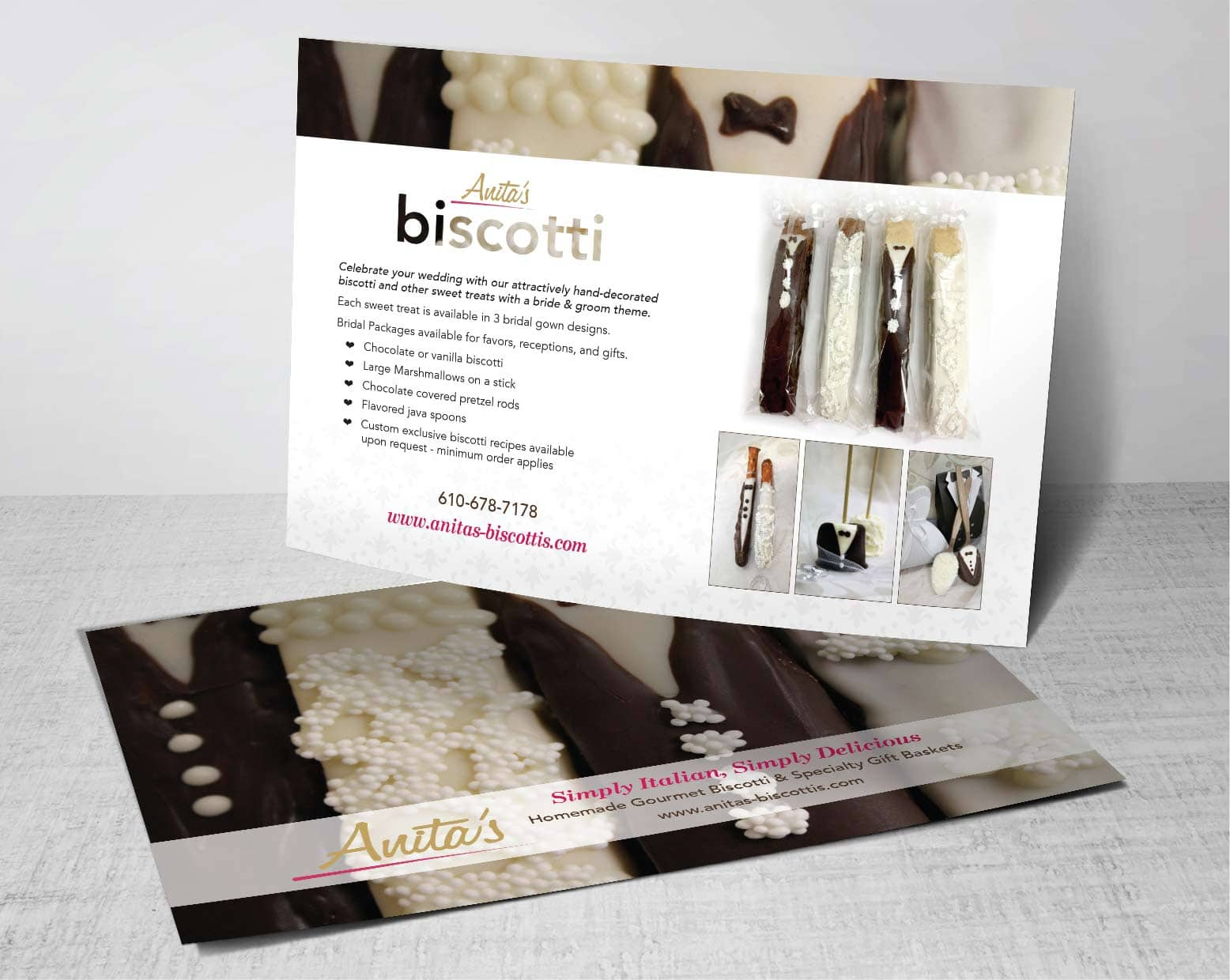 Postcard Marketing Design