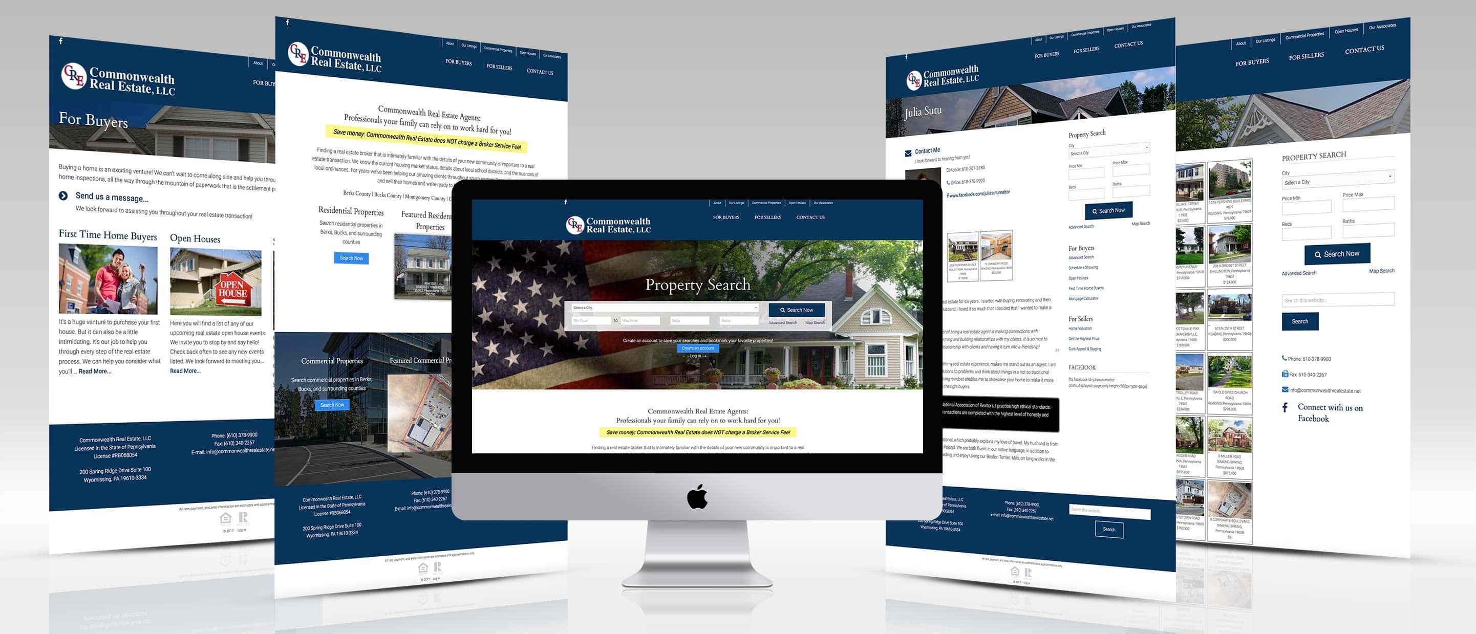 Website Designer, Berks County PA