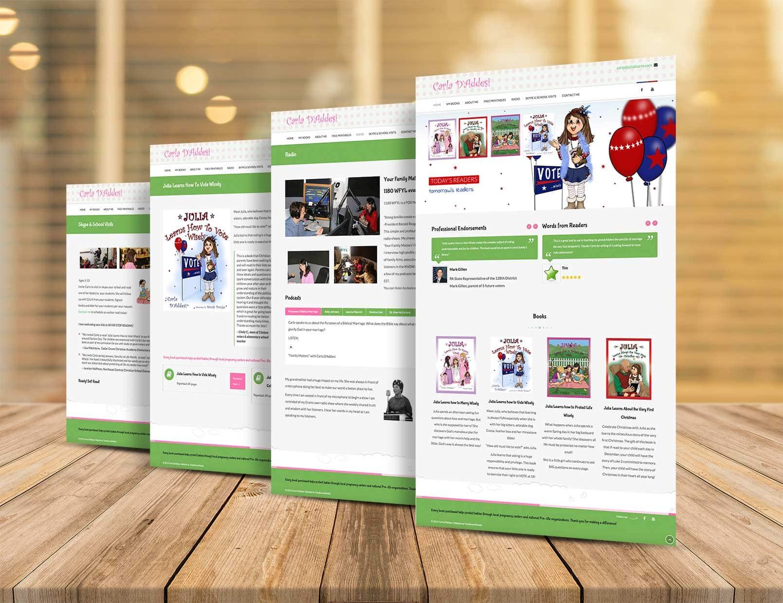 Website Designer - I need a website
