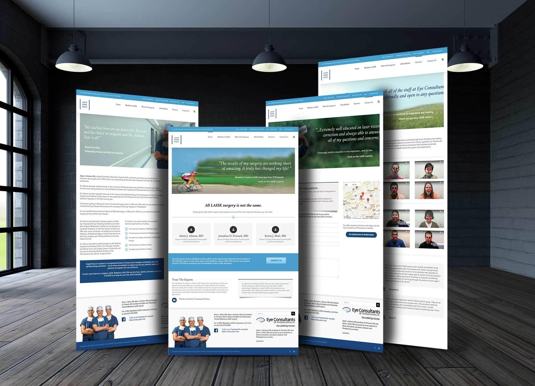 Website Designer, Easton PA