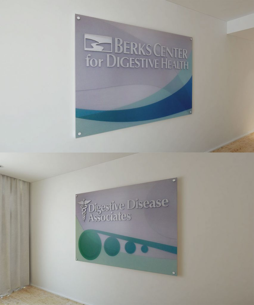 Office Sign Design